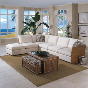 Grand Water Point Sectional