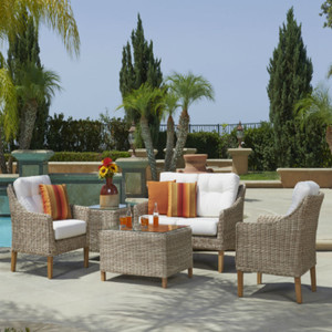 Cambria Outdoor Seating Collection