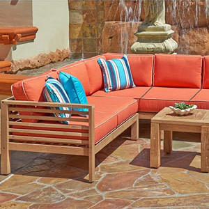 Promenade Outdoor Seating Collection