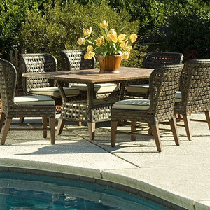Lake Geneva Outdoor Dining Collection