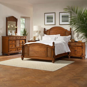 Island Manor Bedroom Collection