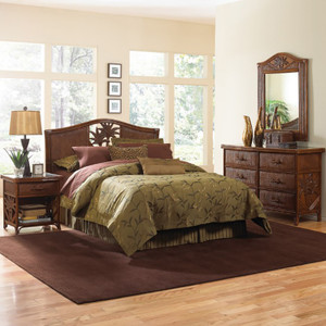 Havana Palm Bedroom Collection