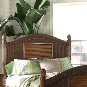 Harborside 4 PC Queen Bedroom Set