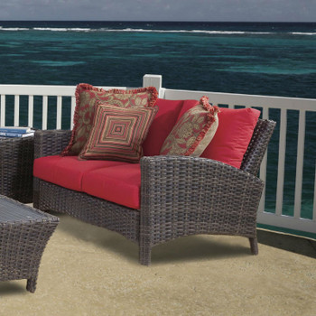 Panama Outdoor Loveseat