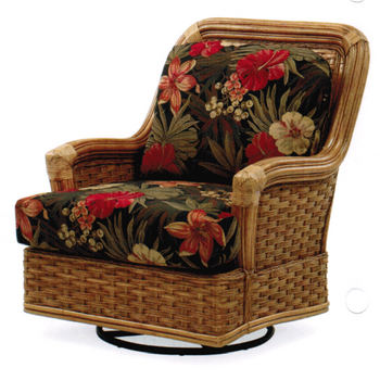 Somerset Swivel Glider
