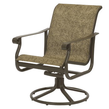 St. Croix Swivel Rocker