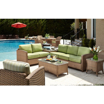El Dorado Outdoor Sectional Collection