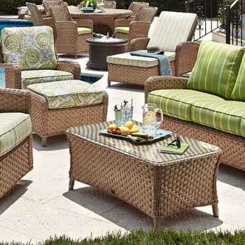 El Dorado Outdoor Seating Collection