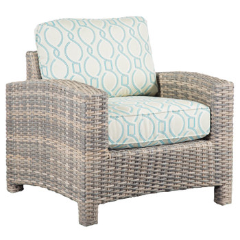 Mambo Outdoor Chair - Twist Resort Fabric