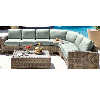Mambo Outdoor 5 pc. Sectional Set