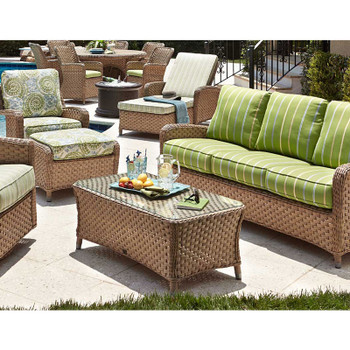 El Dorado Outdoor 6pc Seating Set