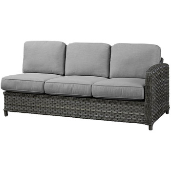Lorca Outdoor 1-Arm Sofa Right