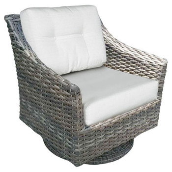 Edgewater Outdoor Swivel Rocker