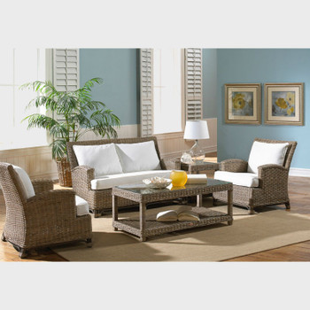 Exuma 4 Piece Seating Set