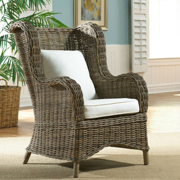 Exuma Occasional Chair and Ottoman