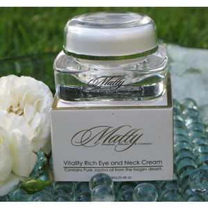 Matty Vitality Rich Eye and Neck Cream