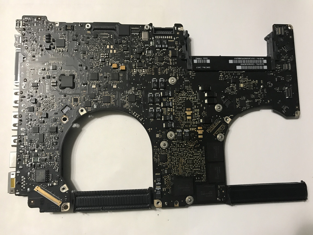 "Apple Macbook Pro 15"" A1286 2011 i7 2.2 GHz Logic Board 820-2915-B"
