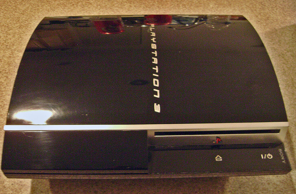 PlayStation3 console 40GB CECHP01 ( LEADED SOLDER)