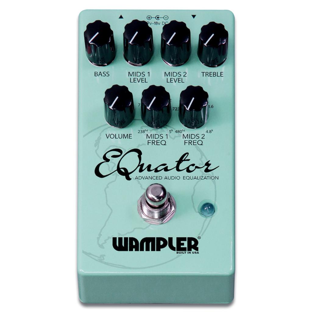 Wampler EQuator - Advanced Audio Equalizer (Equator)