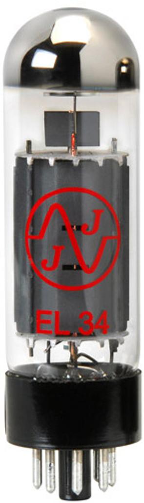 JJ / Tesla Vacuum Tube ~ Power Tube EL34 / 6CA7