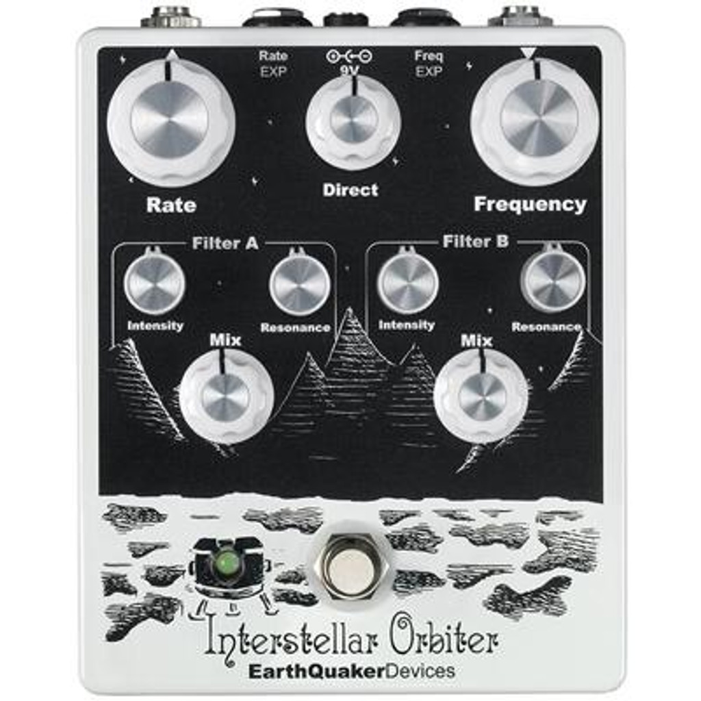 Earthquaker Devices ~ Interstellar Orbiter Pedal