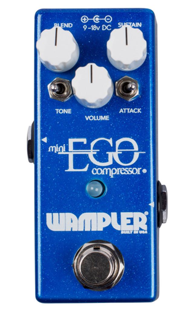 Wampler Mini Ego Compressor ~ Compressor Pedal