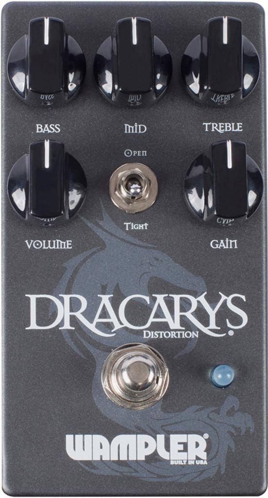 Wampler Dracarys~ Distortion Pedal (Dracarys)