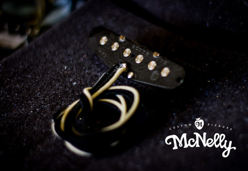 McNelly Tele® Pickup ~ A5 Signature Plus Neck