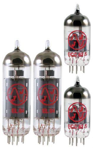 JJ / Tesla Vacuum Tube Amp Set ~ Vox AC15CC