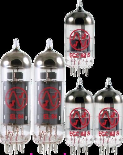 JJ Electronic Vacuum Tube Amp Set ~ Vox AC15