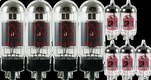 JJ / Tesla Vacuum Tube Amp Set ~ Peavey 5150