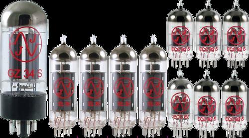 JJ / Tesla Vacuum Tube Amp Set ~ Vox AC30TBX