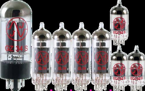 JJ / Tesla Vacuum Tube Amp Set ~ Vox AC30CC2