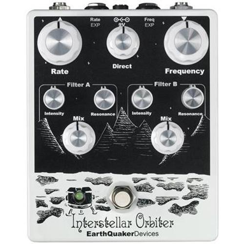 Earthquaker Devices ~ Interstellar Orbiter Pedal