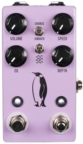 JHS Pedals Emperor V2 ~ Analog Chorus / Vibrato with Tap Tempo