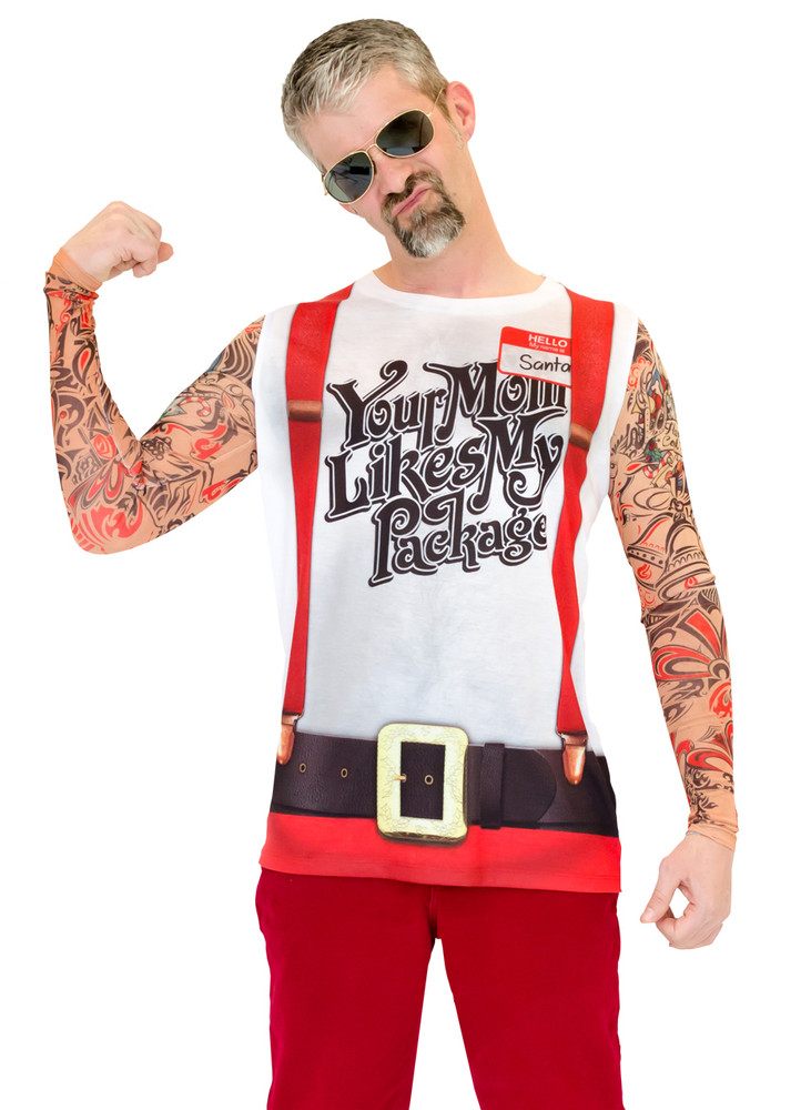 Christmas Tattoos & Suspenders