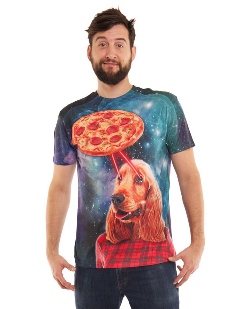 Pizza & Dog Laser Beams