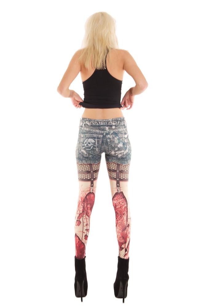 Zombie Leggings