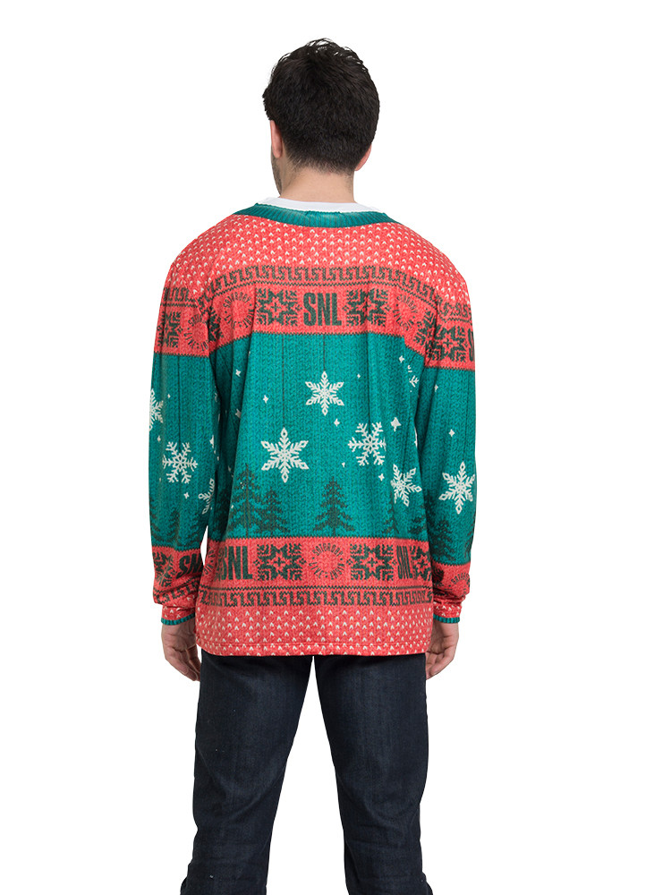 SNL Schweddy Balls Xmas Sweater