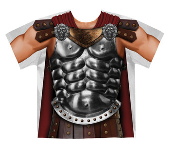 Faux Real Gladiator - Front View
