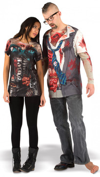 Mens and Ladies Zombies