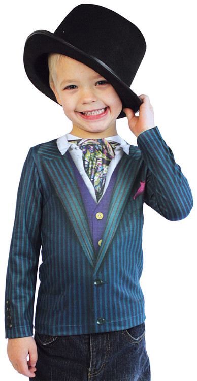 Faux Real Toddler Pinstripe Suit