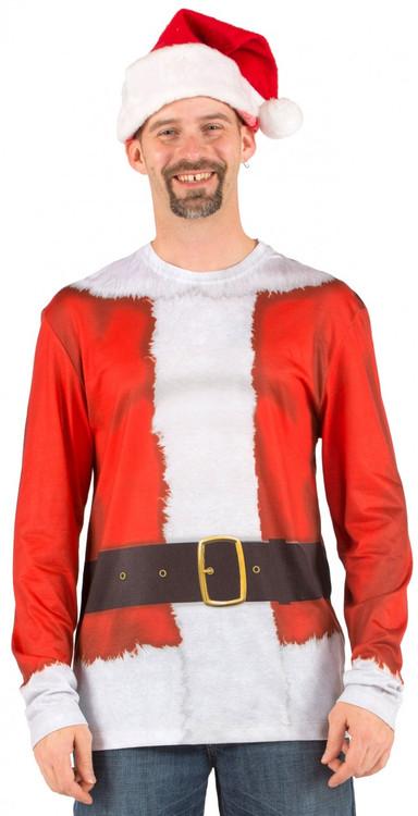 Santa Suit Front View