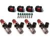 Injector Dynamics ID1050X Injectors for 02-14 WRX/07-17 STI (Set of 4) (ID-1050.48.11.WRX.4)