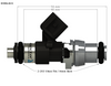 Injector Dynamics ID1050X for Nissan GTR R35 / VR38DETT (1050.48.14.R35.6)