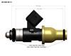 Injector Dynamics ID1300X Injectors for 02-14 WRX/07-17 STI (Set of 4) (1300.48.11.WRX.4)