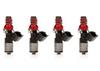 Injector Dynamics ID1700X Injectors for Subaru 02-14 WRX/07-17 STI (1700.48.11.WRX.4)