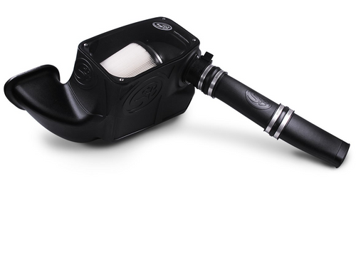 S&B  75-5074D Cold Air Intake for 2014-2017 Dodge Ram EcoDiesel (Dry Extendable Filter)