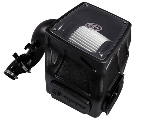 S&B 75-5086D Cold Air Intake for 2016-2018 Colorado / Canyon Duramax 2.8L (Dry Extendable Filter)