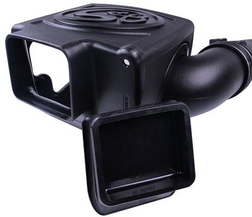 S&B 75-5075D Cold Air Intake for 2011-2016 Chevy / GMC Duramax 6.6L (Dry Extendable Filter)